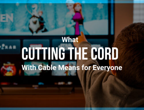 What Cutting the Cord With Cable Means for Everyone